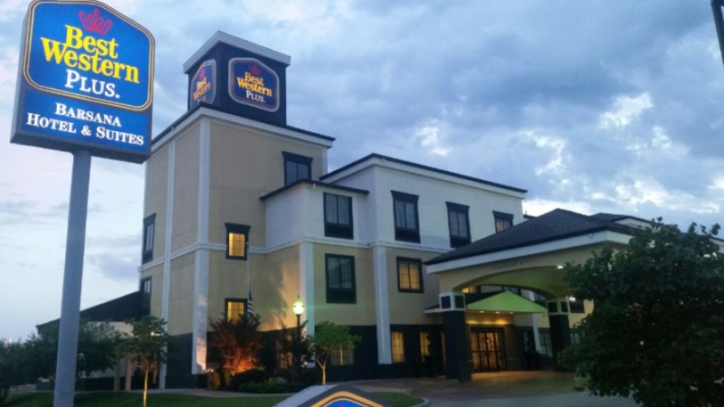 Best Western Plus Barsana Hotel Suites 7701 C A Henderson Blvd Oklahoma City Ok 73139