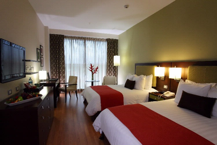 Executive Room -2 Double Beds 3 of 8
