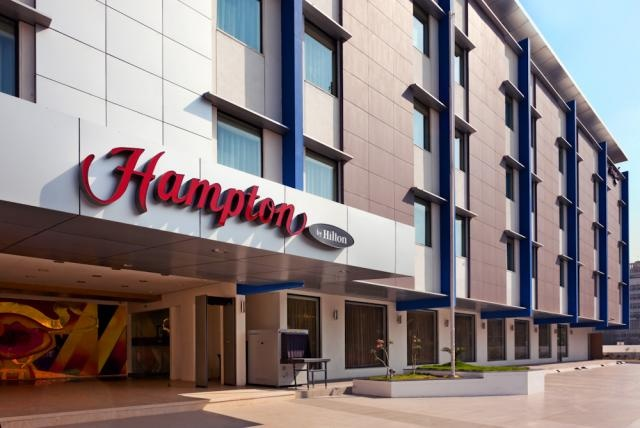 Hampton by Hilton 1 of 11