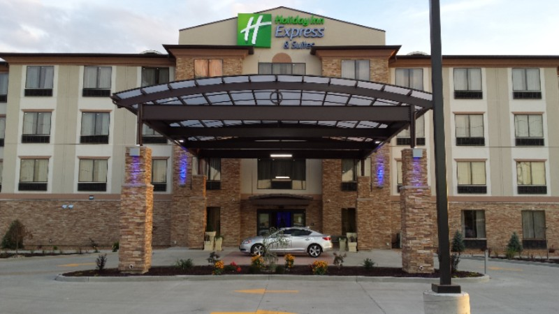 Holiday Inn Express Suites St Louis Airport 10000 Natural Bridge Rd Mo 63134