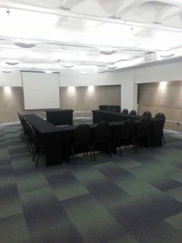 Vila Mariana Meeting Room 6 of 9