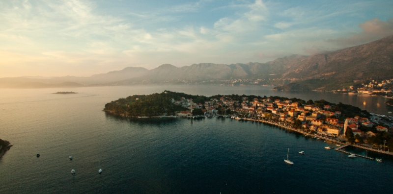 Views Over Cavtat Bay 14 of 15