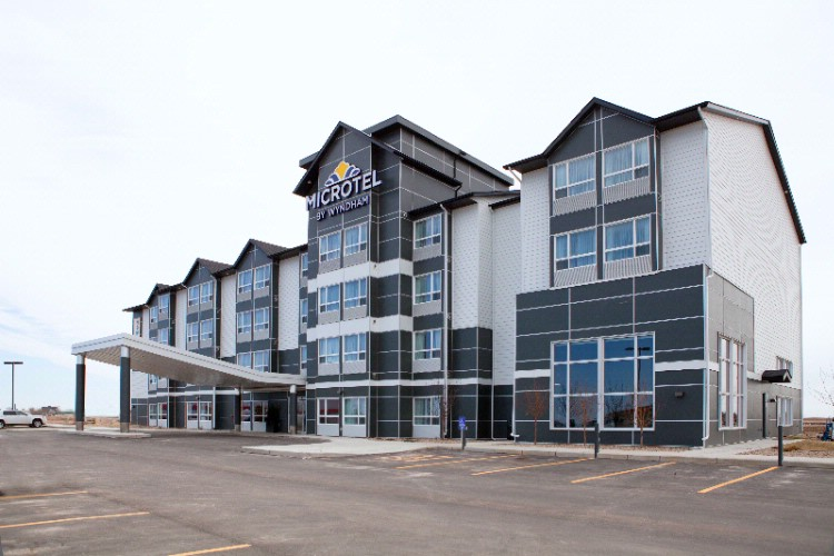 Microtel Inn & Suites by Wyndham Weyburn 1 of 12