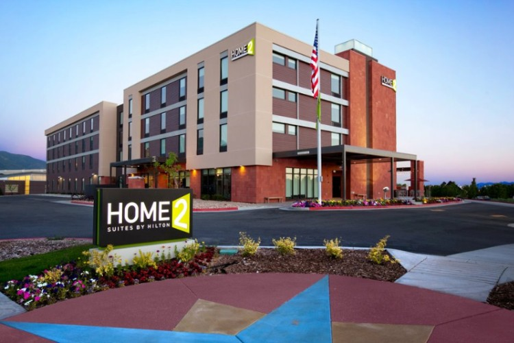 Home2 Suites by Hilton Salt Lake City / Layton 1 of 6