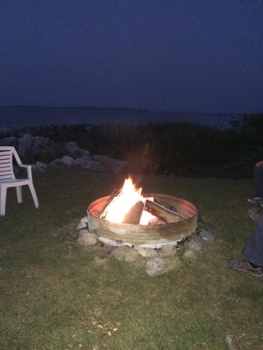 Bonfires On The Shores Of Lake Huron 9 of 13