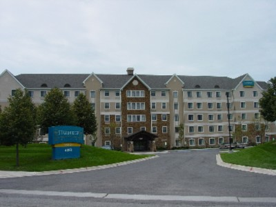 Staybridge Suites Aurora / Naperville Hotel Sits In A Quiet Suburban Location With Numerous Resturants And Shopping Choices