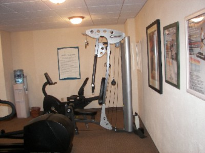 Our Fitness Room Is Complimentary And Open 24 Hours A Day 8 of 11