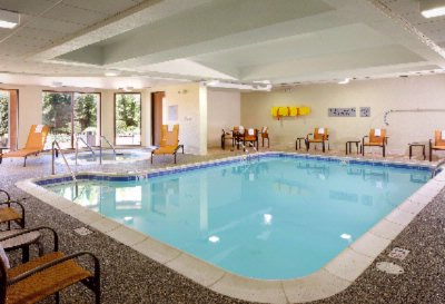 Our Indoor Heated Pool And Whirlpool 12 of 17