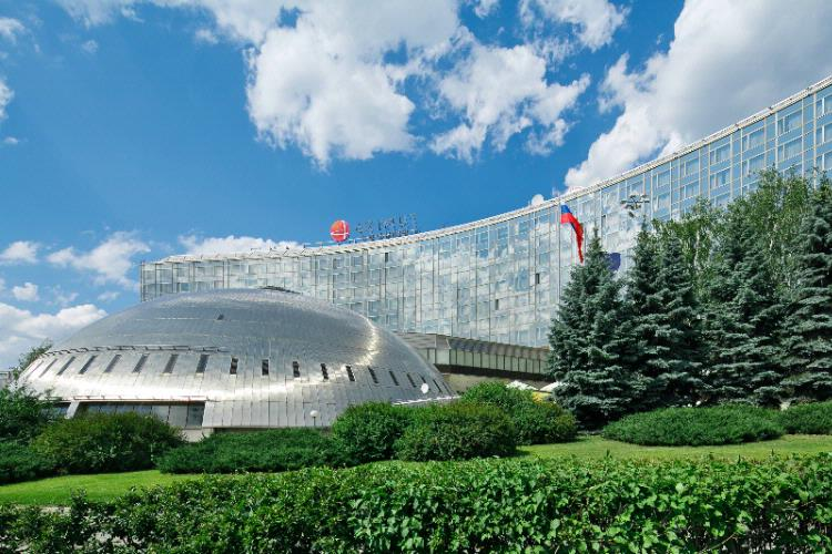 Azimut Moscow Olympic Hotel 1 of 17