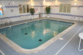 Indoor Heated Pool- Fairfield Inn Lakewood/golden 3 of 11