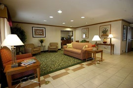 Front Lobby- Fairfield Inn Lakewood/golden 10 of 11