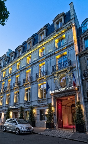 Intercontinental Paris Avenue Marceau 1 of 19