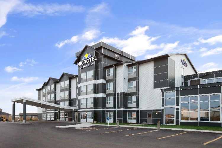 Microtel Inn & Suites by Wyndham Estevan 1 of 8