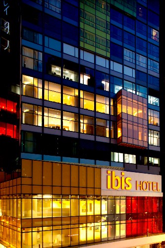 Ibis Hong Kong Central & Sheung Wan 1 of 9
