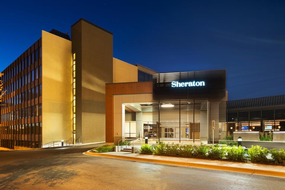Sheraton Bloomington Hotel 5601 West 78th St Mn 55439