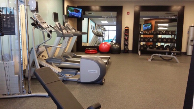 Fitness Center 16 of 30