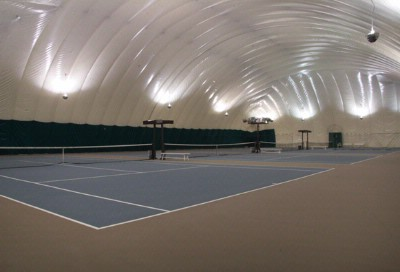 Indoor Tennis Field 6 of 9