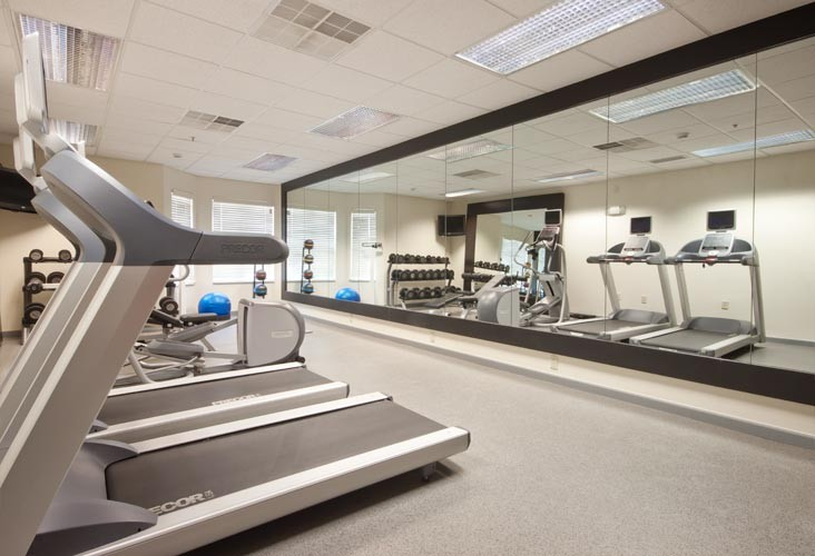Stay In Tip-Top Shape At Our Fitness Center. 6 of 14
