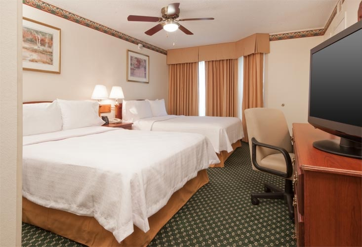 Got A Room Mate? No Worries. We Have One Bedroom Suites Just For You! 7 of 14