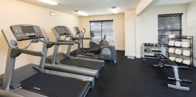 Get A Great Workout In Our Fitness Room 13 of 14