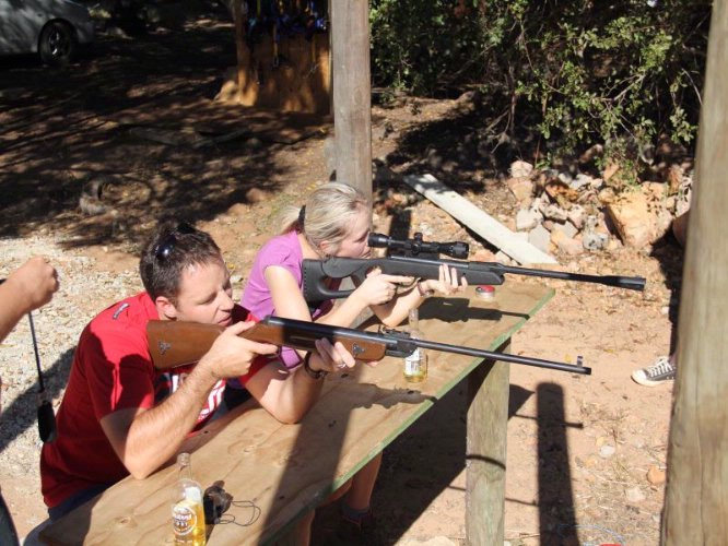 Team Building -Target Shooting 20 of 28