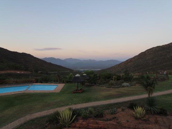 Pool & View Of The Cederberg 28 of 28