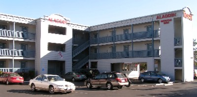 Image of Aladdin Motor Inn