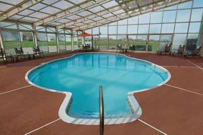 Come Relax By Our Greenhouse Pool! 5 of 8