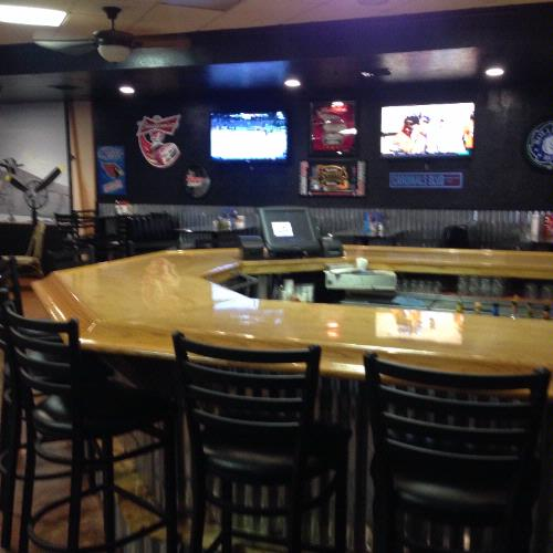 Sports Bar In Our Restaurant At The Historic Coronado Motor Hotel 3 of 26