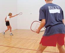 Racquet Ball Court 7 of 10