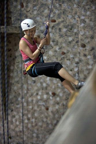 Grand Geneva Offers A 35\' Tall Indoor Climbing Wall And Several Team Building Activities 8 of 12