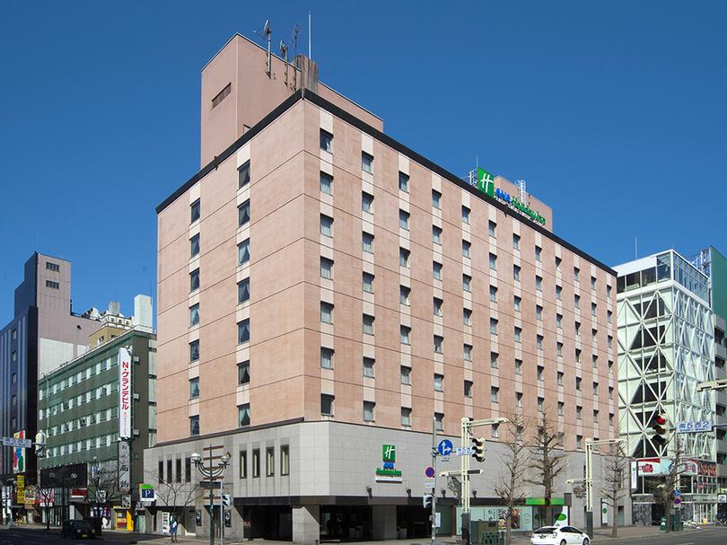Ana Holiday Inn Sapporo Susukino 1 of 8