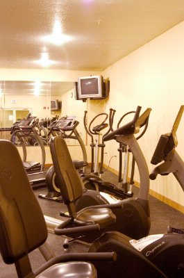 Well Equipped Fitness Area Fitness 8 of 19