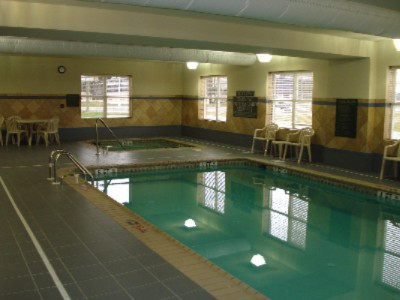 Indoor Pool & Spa 4 of 11