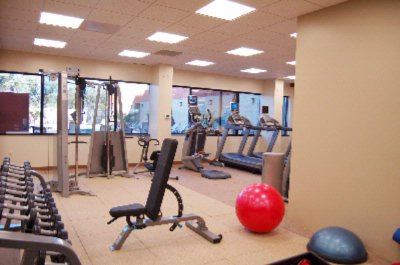 New Fitness Center 9 of 12