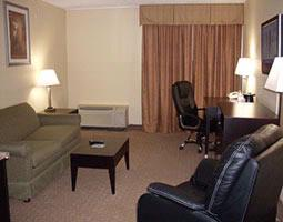 Living Area Of King Suite 8 of 9
