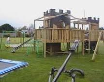 Kids Playground And Large Lawn Area 9 of 14