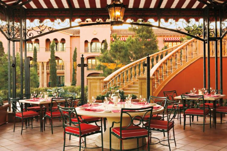 Alfresco Dining At Amaya At The Grand Del Mar 13 of 22