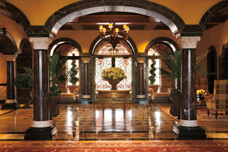 Fairmont Grand Del Mar Lobby 4 of 22