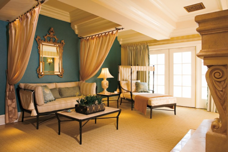 Women\'s Lounge At The Spa At Fairmont Grand Del Mar 10 of 22