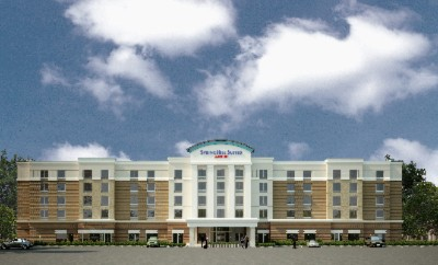 Springhill Suites Hampton Coliseum Central 1 of 4