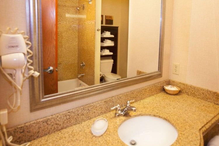 Bathroom Of 2 Room Suites 12 of 38