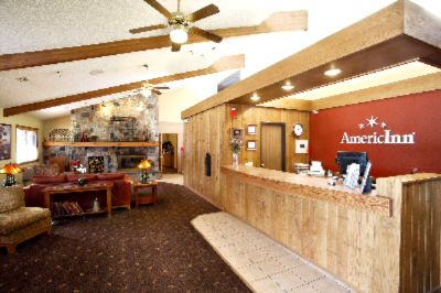 Front Desk Reception Area 2 of 6