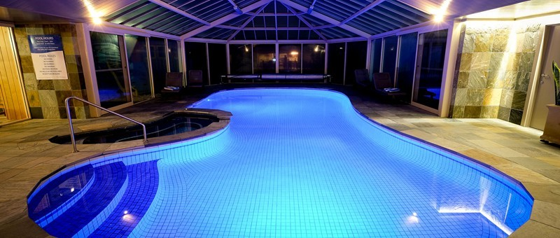 Indoor Heated Pool And Spa 4 of 25