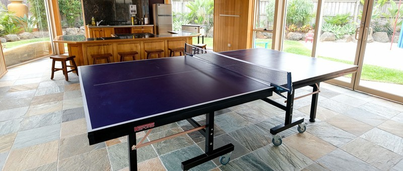 Table Tennis Table 7 of 25