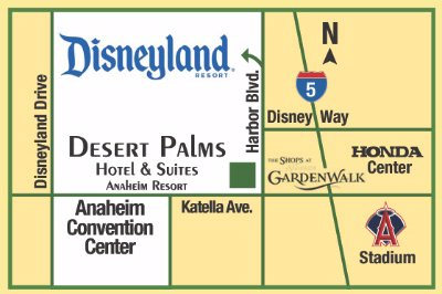 Hotel Locator Map 4 of 14