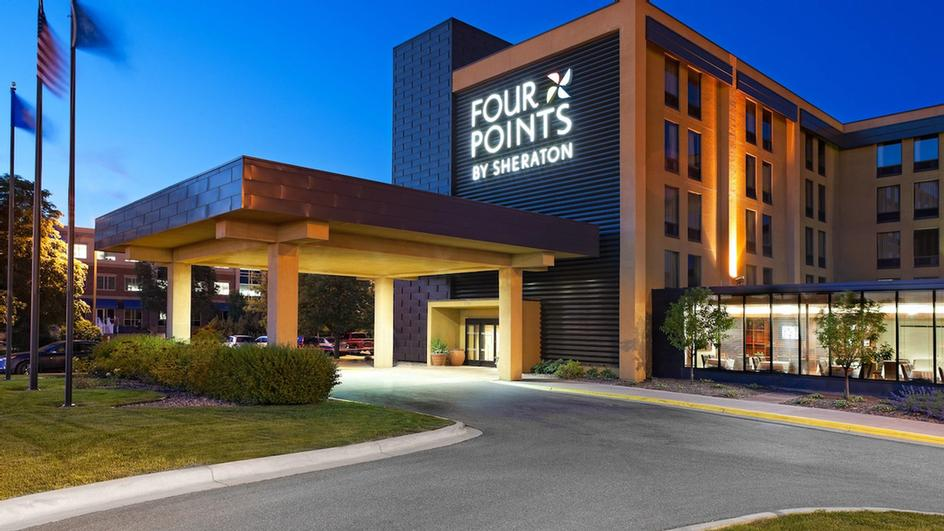 Four Points by Sheraton Minneapolis Airport 1 of 7