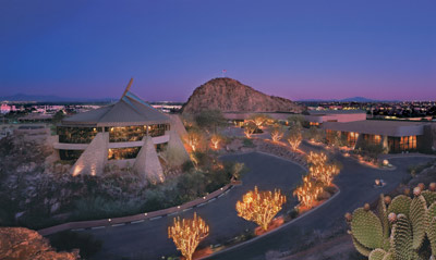 Phoenix Marriott Tempe at the Buttes 1 of 16