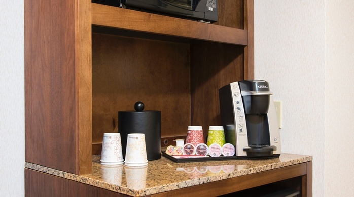 All Rooms Equipped With Microwave Mini Fridge And Keurig 14 of 20