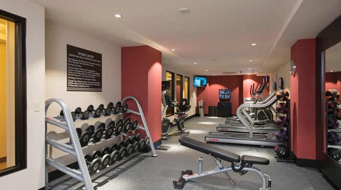 On-Site Fitness Center 10 of 20